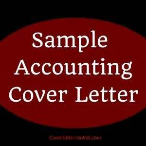 Accountant Cover Letter Sample Chegg CareerMatch